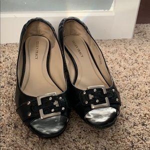 "Ellen Tracy ""Cynthia"" peep toe shoes Size 10M"